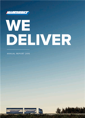 2015 Annual Report Released