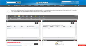 Mainfreight Technology | Explore your New Mainchain