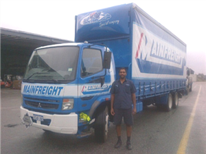 Perth Freight - Direct to Bunbury & Busselton