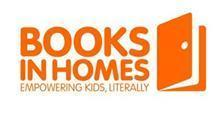 BOOKS IN HOMES AUSTRALIA - UPPING THE ANTE
