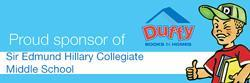 Duffy Books in Home Sponsor